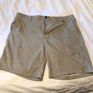 Hurley/Nike Dri-Fit Golf Shorts